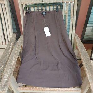 Eileen Fisher Silk Skirt